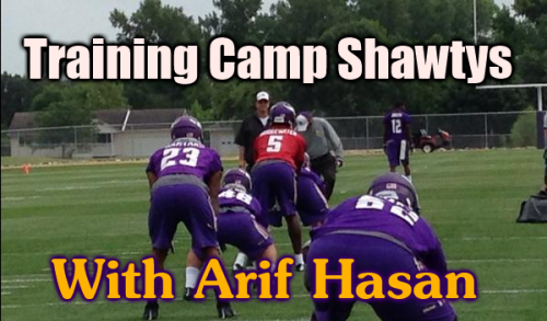 Training Camp Shawtys - Blog
