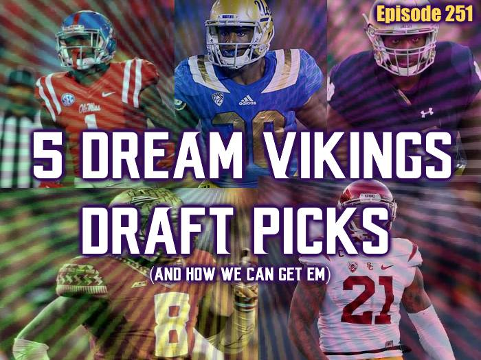 draft picks vikings