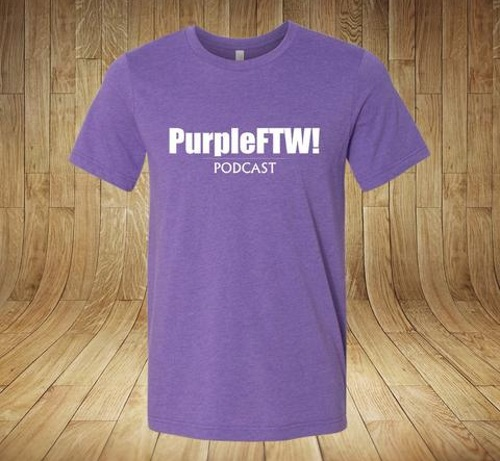 Minnesota Vikings Purple FTW T-Shirts