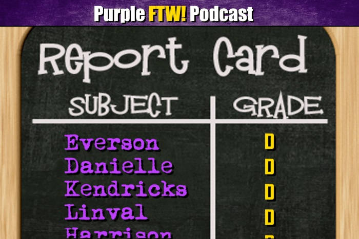 Purple FTW! Podcast, Minnesota Vikings, Vikings, Andy Carlson, @AndyCarlsonShow, Podcast, Vikings Territory, 1500 ESPN, PodcastOne, Mike Zimmer, Tennessee Titans, Erick Kendricks, Everson Griffen, Harrison Smith, Blair Walsh, Shaun Hill, Adrian Peterson, Trae Waynes, Kyle Rudolph, Cordarrelle Patterson, Green Bay Packers