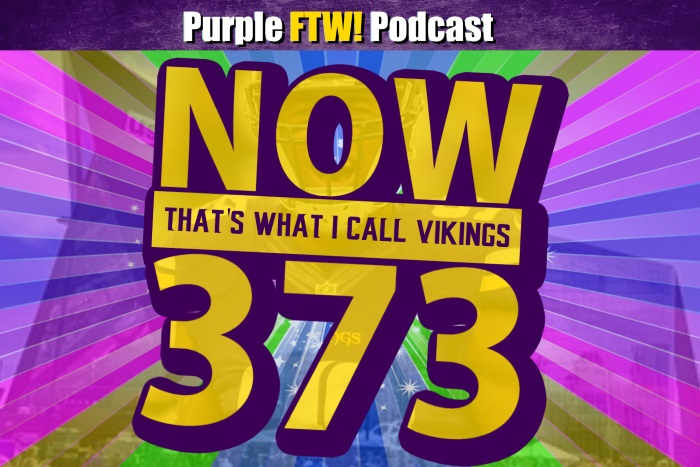 Purple FTW! Podcast: Purple FTW! Podcast: NOW That's What I Call Vikings! Volume 373! (ep. 373) - Minnesota Vikings - 1500 ESPN