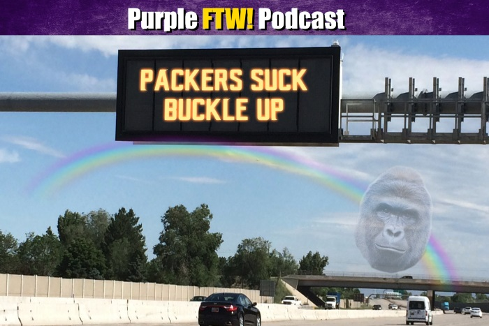 Purple FTW! Podcast: Minnesota Vikings Week 2 OTAs Talkers (ep. 375)