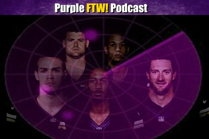 Purple FTW! Podcast: 9 Under the Radar Vikings Training Camp Questions (ep. 381)