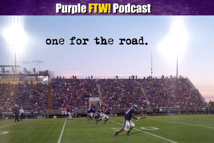 Purple FTW! Podcast: One Last Mankato Party (ep. 382)