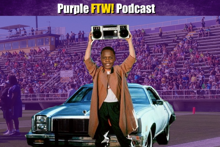 Purple FTW! Podcast: Say Anything, Teddy (ep. 383)
