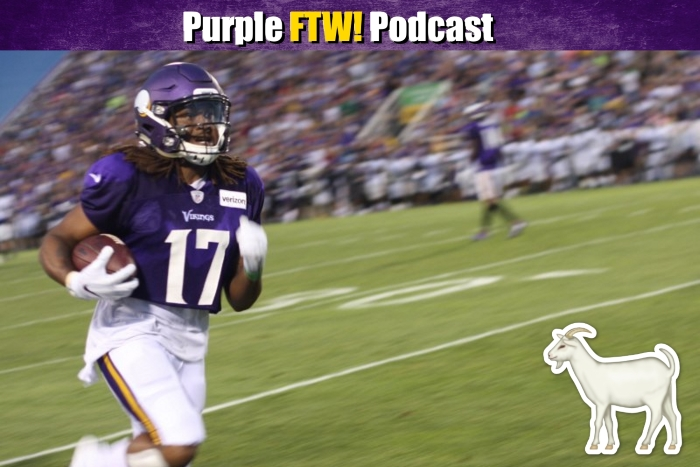 A Baker's Dozen Thoughts from the Vikings Night Practice [PODCAST] - 1500 ESPN Twin Cities