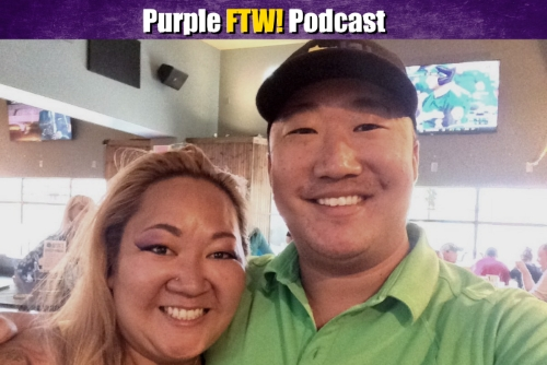 New Viking World Order feat. Purple Panda [PODCAST] - 1500 ESPN Twin Cities