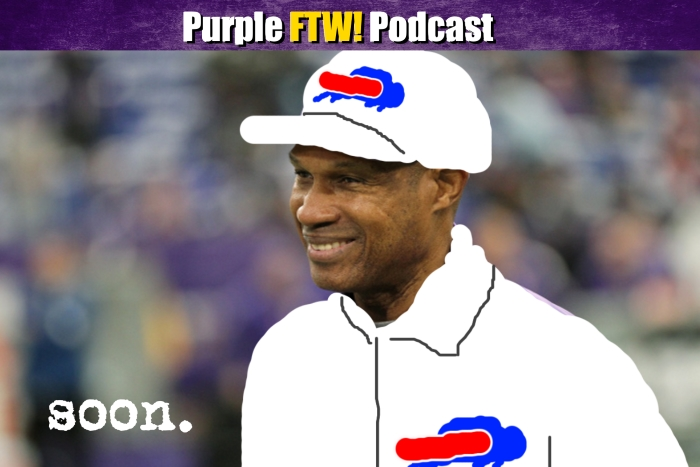 Purple FTW! Podcast: Vikings-Bills Preview - The Leslie Frazier Bowl (ep. 392)