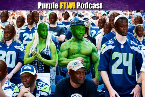 Purple FTW! Podcast: Winner Winner Seachicken Dinner with Danny Kelly (ep. 397)