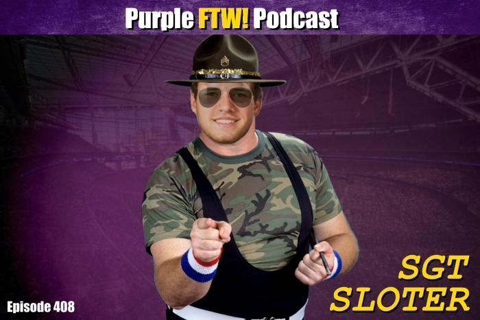 Purple FTW! Podcast: Vikings 53 Man Roster & Practice Squad Talkies feat. @JReidDraftScout (ep. 408)