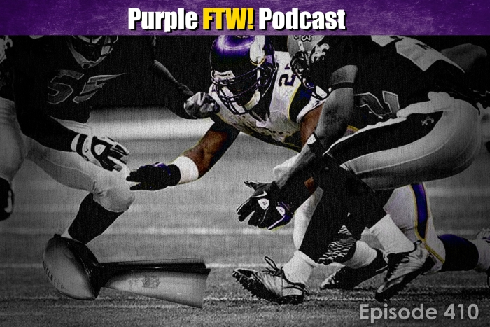 Purple FTW! Podcast: Are We Still Mad About 2009? feat. Josh Pelto & Luke Inman (ep. 410)