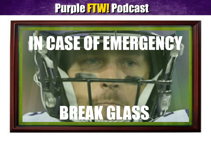 Purple FTW! Podcast: Vikings-Steelers Recap - Case in Point (ep. 416)