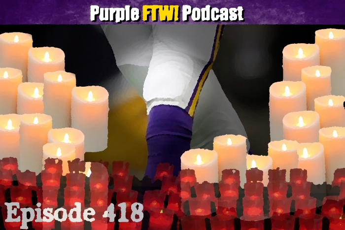 Purple FTW! Podcast: Light a Candle feat. @JReidDraftScout (ep. 418)