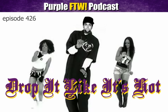 Purple FTW! Podcast: Vikings-Lions Recap: Ehhhhhhhhh (ep. 426)