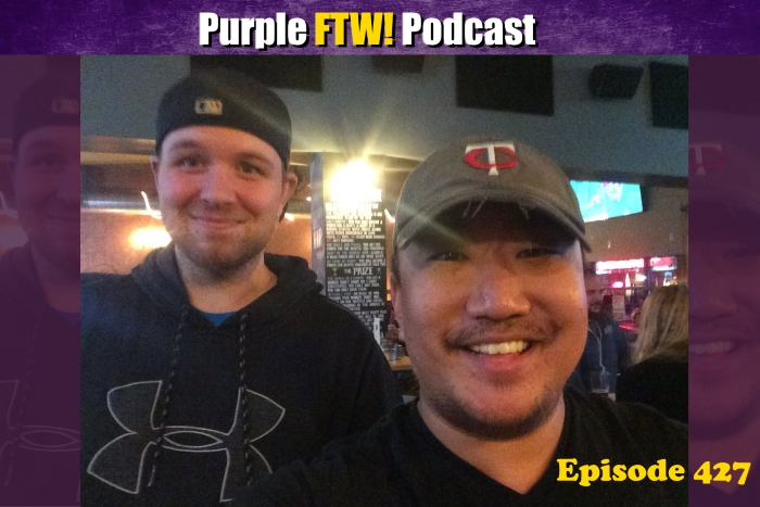 Purple FTW! Podcast: Don't Panic feat. BJ Reidell (ep. 427)