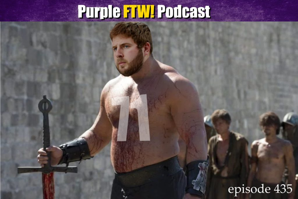 Purple FTW! Podcast: Climbing The Mountain feat. Darren Wolfson + Eric Eager (ep. 438)