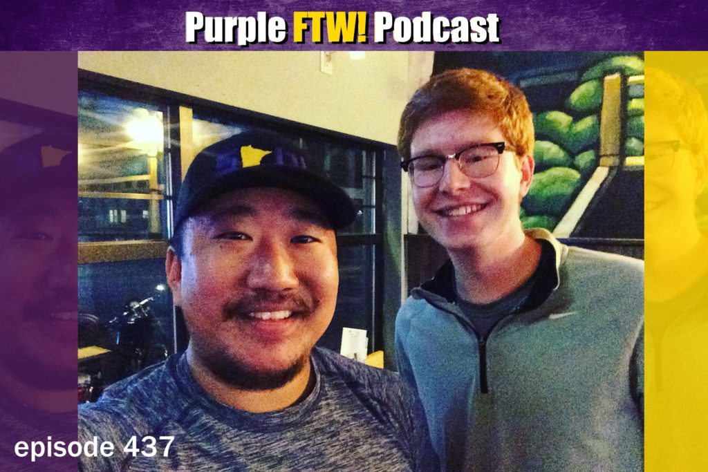 Purple FTW! Podcast: Vikings Raiding Party feat. Daniel House (ep. 437)