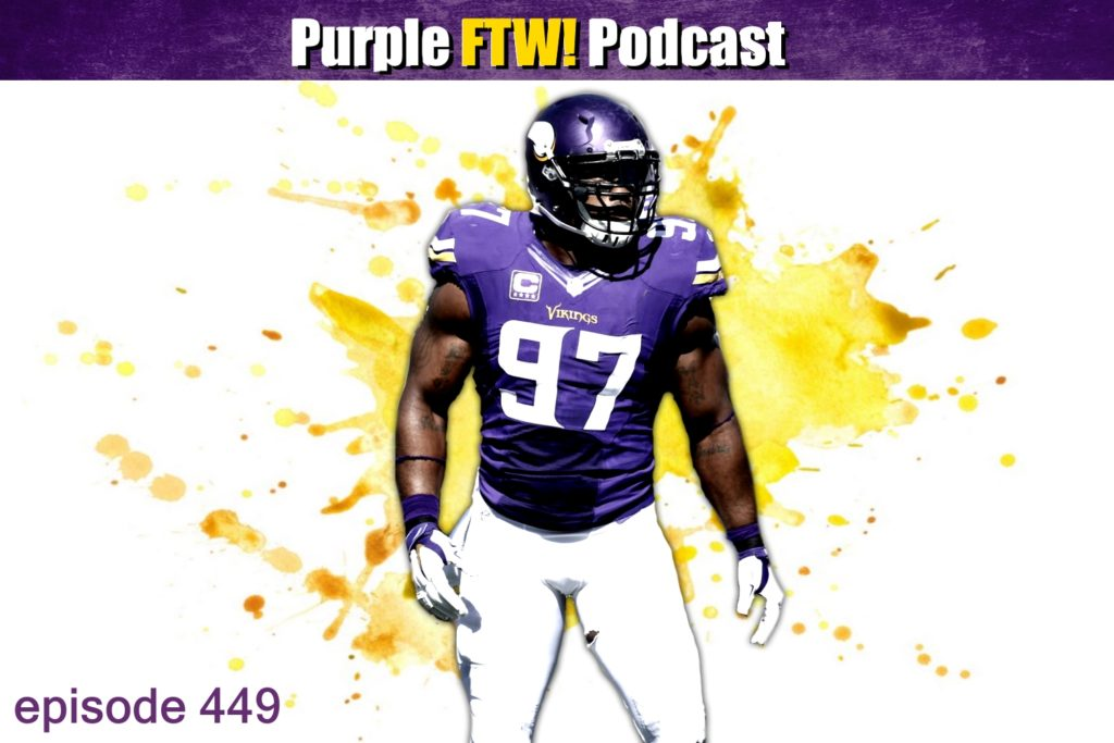 Purple FTW! Podcast: Why The Vikings Defensive Line is Elite feat. Dan Hatman (ep. 449)