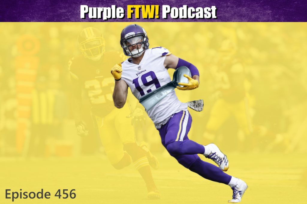 Purple FTW! Podcast:#RelationshipGoals + Tell The Truth Tuesday feat. @JReidDraftScout (ep. 456)