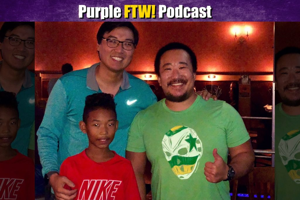 Purple FTW! Podcast: The Vikings School Rules feat. Sean Jensen (ep. 457)