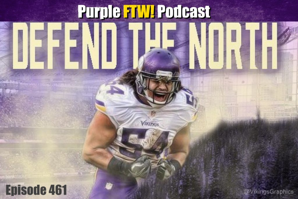 Purple FTW! Podcast: Forty Six for Sixty feat. @JReidDraftScout + Darren Wolfson (ep. 461)