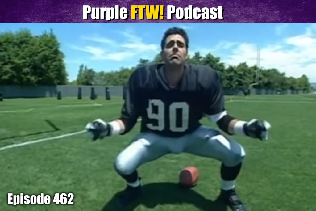 Purple FTW! Podcast: Interview with Adam Carolla (ep. 462)