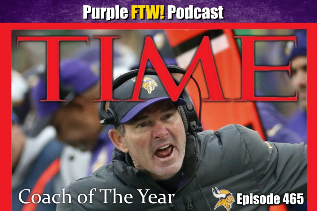Purple FTW! Podcast: Vikings Awards Tell The Truth + @JReidDraftScout (ep. 465)
