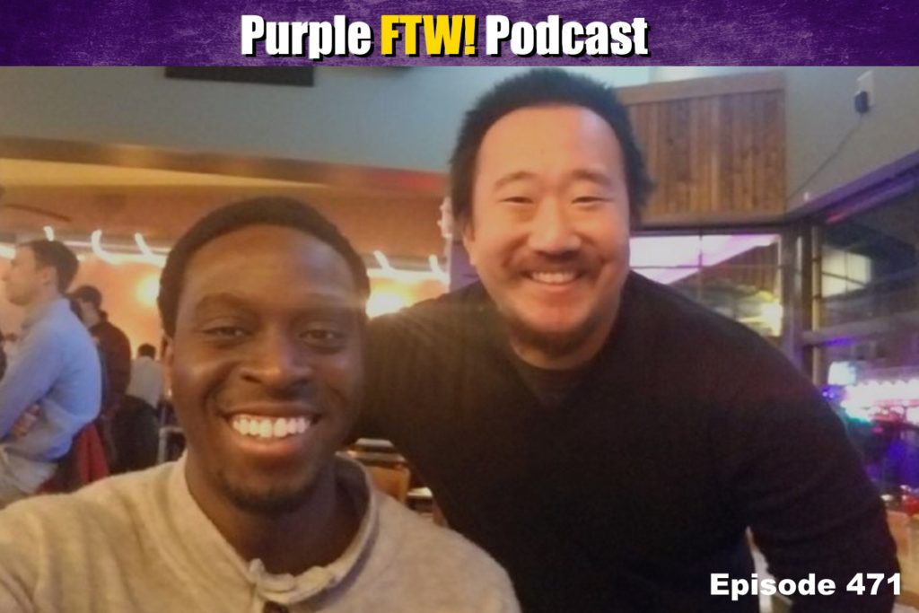 Purple FTW! Podcast: Vikes Wars: The Force Awakens feat. Yinka Ayinde (ep. 471)