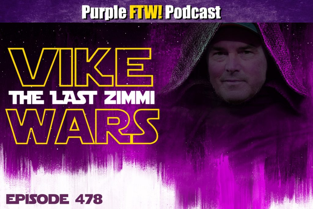 Purple FTW! Podcast: Vikings-Bengals Preview feat. Joe Goodberry & Offshore Insiders (ep. 478)
