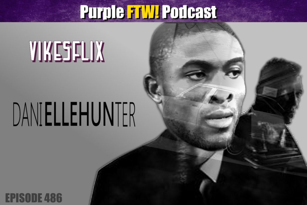 Purple FTW! Podcast: Back on the Grind feat. Darren Wolfson & Producer Allie (ep. 486)