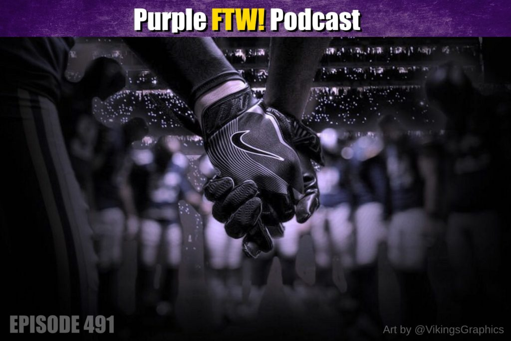 Purple FTW! Podcast: Bring It Home feat. @JReidDraftScout & Offshore Insiders (ep. 491)
