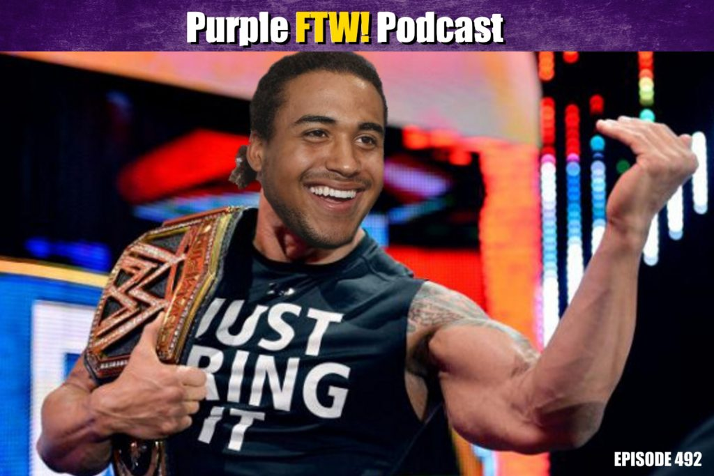 Purple FTW! Podcast: Bring On The Divisional Round (ep. 492)