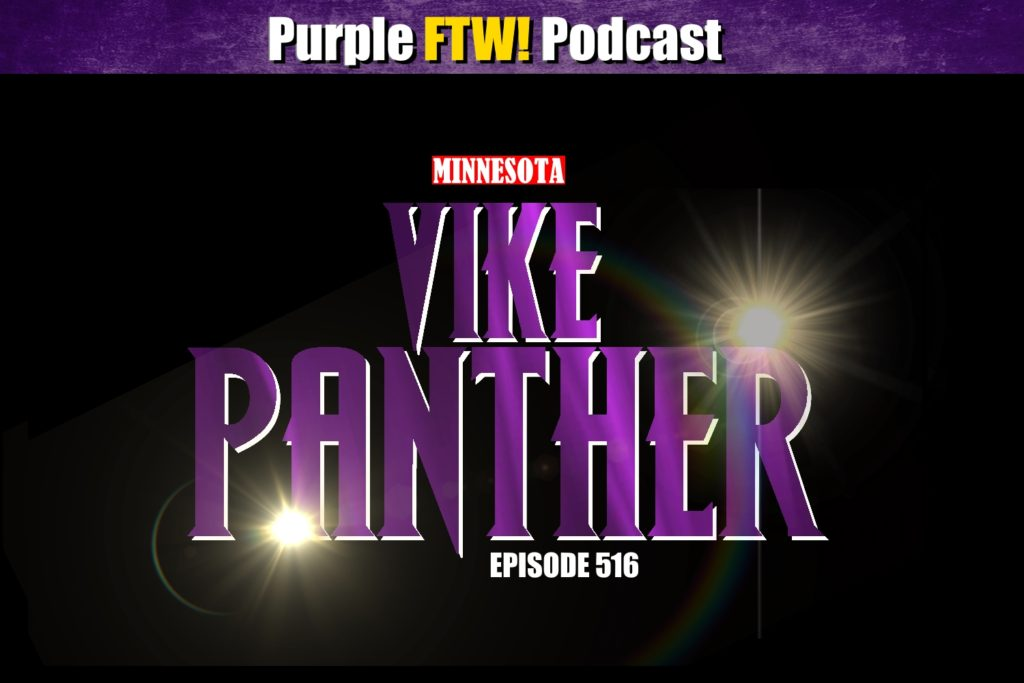 Purple FTW! Podcast: Vike Panther feat. @JReidDraftScout + Vikes Over Beers (ep. 516)
