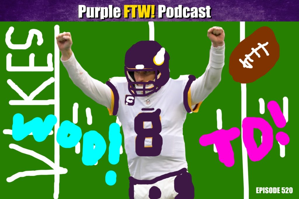 Purple FTW! Podcast: Rumor Has It feat. Darren Wolfson + Emory Hunt (ep. 520)