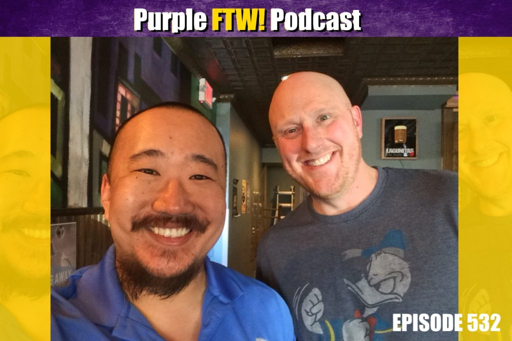 Purple FTW! Podcast: Vikings Fantasy Football Funsies with Scott Fish (ep. 532)