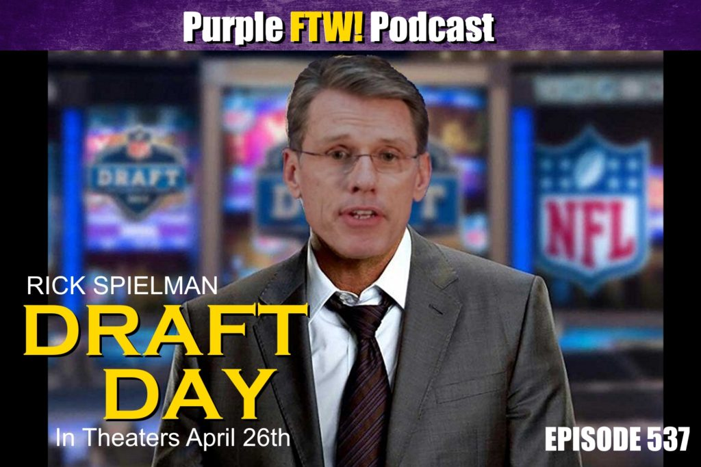 Purple FTW! Podcast: One Step Closer feat. @JReidDraftScout + Darren Wolfson (ep. 537)