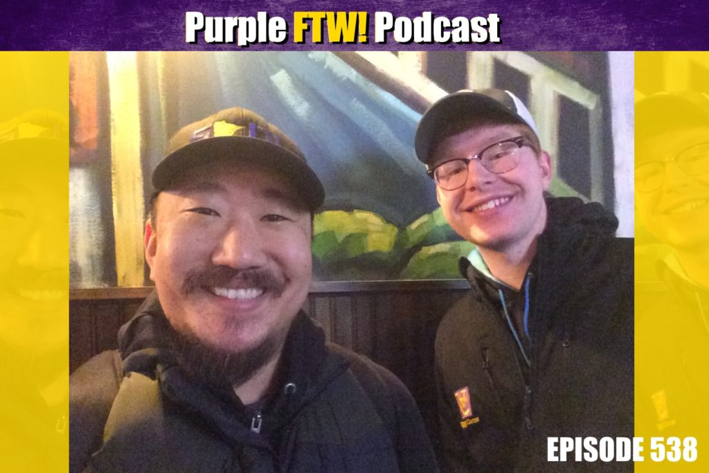 Purple FTW! Podcast: Minnesota Vikings NFL Draft Analysis feat. Daniel House (ep. 538)