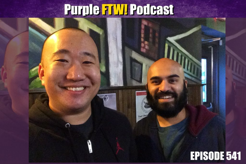 Purple FTW! Podcast: I've Got The Biggest. Boards Of Them All. feat. Arif Hasan (ep. 541)