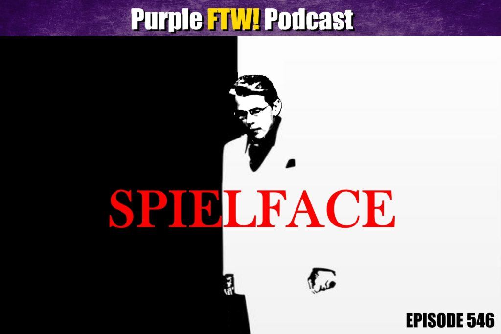 Purple FTW! Podcast: SAY HELLO TO MY LITTLE DRAFT feat. Jon Ledyard (ep. 546)