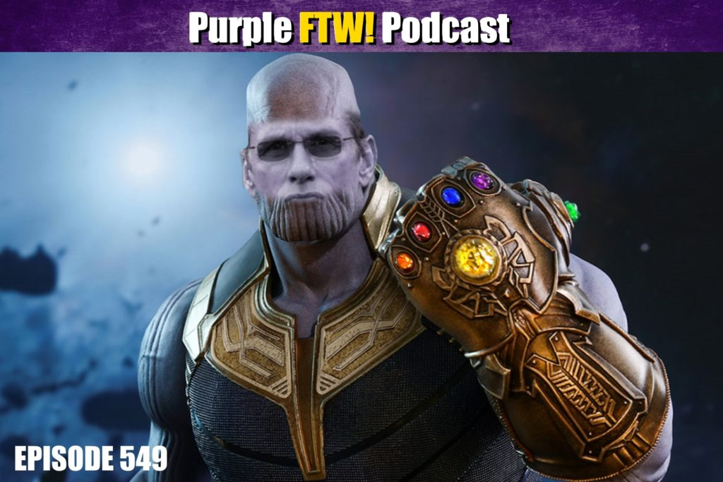 Purple FTW! Podcast: Sifting Through the Vikings Draft feat. @JReidDraftScout (ep. 549)