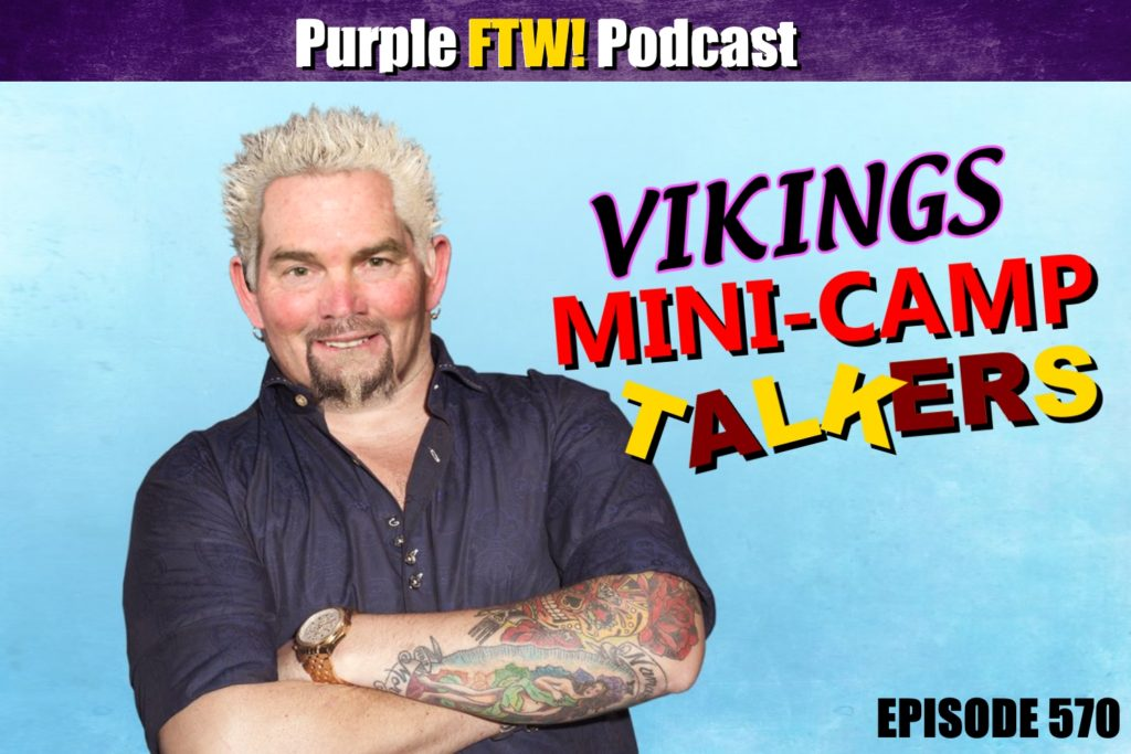 Purple FTW! Podcast: Mandatory Friday Fun feat. Darren Wolfson + @JReidDraftScout (ep. 570)