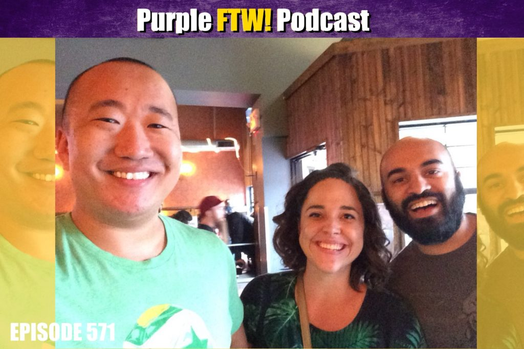 Purple Letter Day feat. Lindsey Young + Arif Hasan - Purple FTW! Podcast (ep. 571)