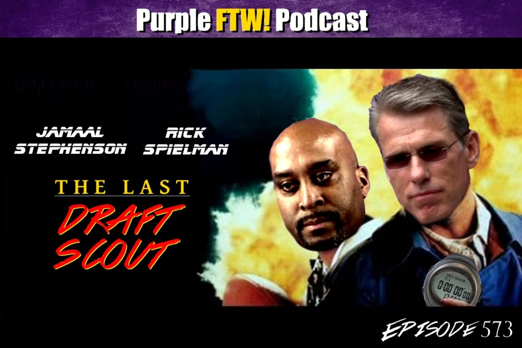 Purple FTW! Podcast: Intro to Scouting feat. @JReidDraftScout + Darren Wolfson (ep. 573)