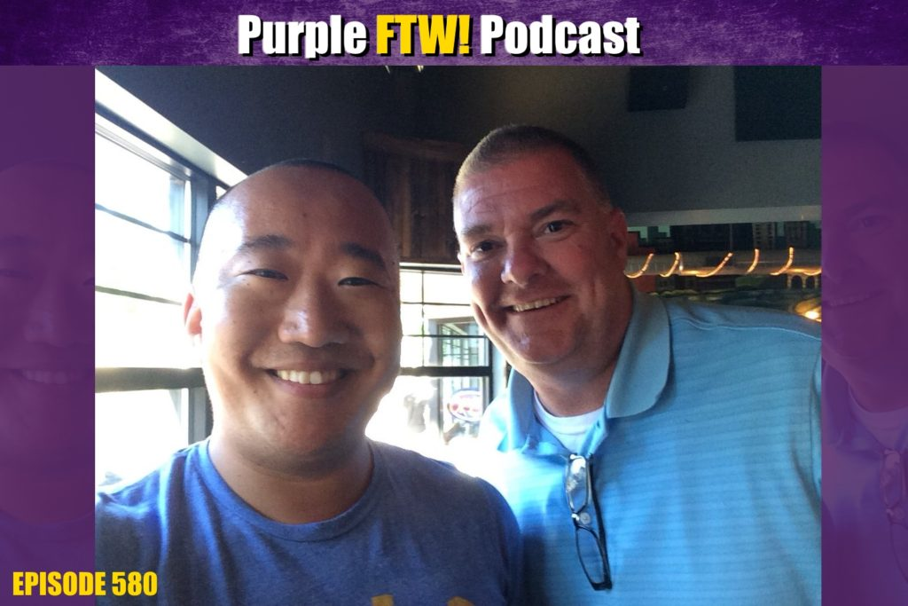Purple FTW! Podcast: Veritable Vikings Verbailizing feat. Chip Scoggins (ep. 580)