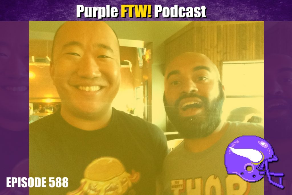 Vikings Training Camp Tales feat. Arif Hasan - Purple FTW! Podcast (ep. 588)