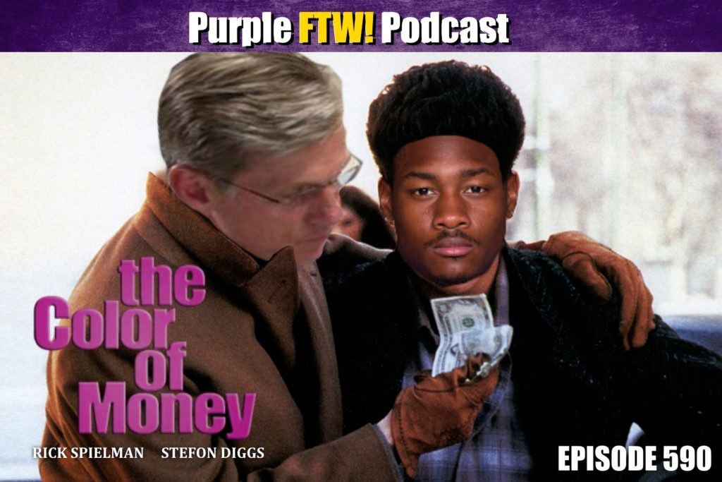 Purple FTW! Podcast: The Color of Money feat. Darren Wolfson + Jordan Reid (ep. 590)