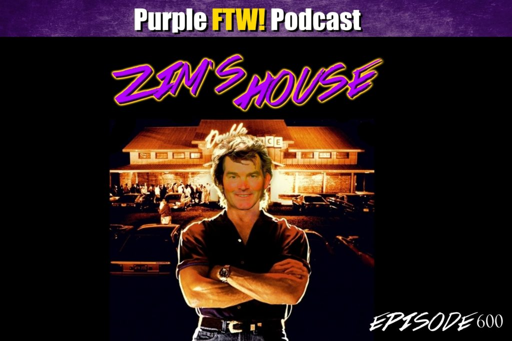 Purple FTW! Podcast: Inside the Vikings Numbers feat. Dr. Eric Eager + #VikesOverBeers! (ep. 600)