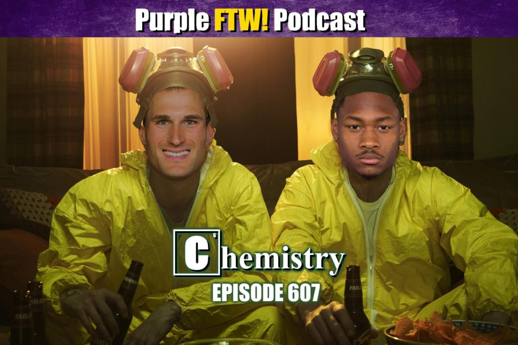 Purple FTW! Podcast: Vikings-Seahawks Recap - Prettay Prettay Prettay Good (ep. 607)