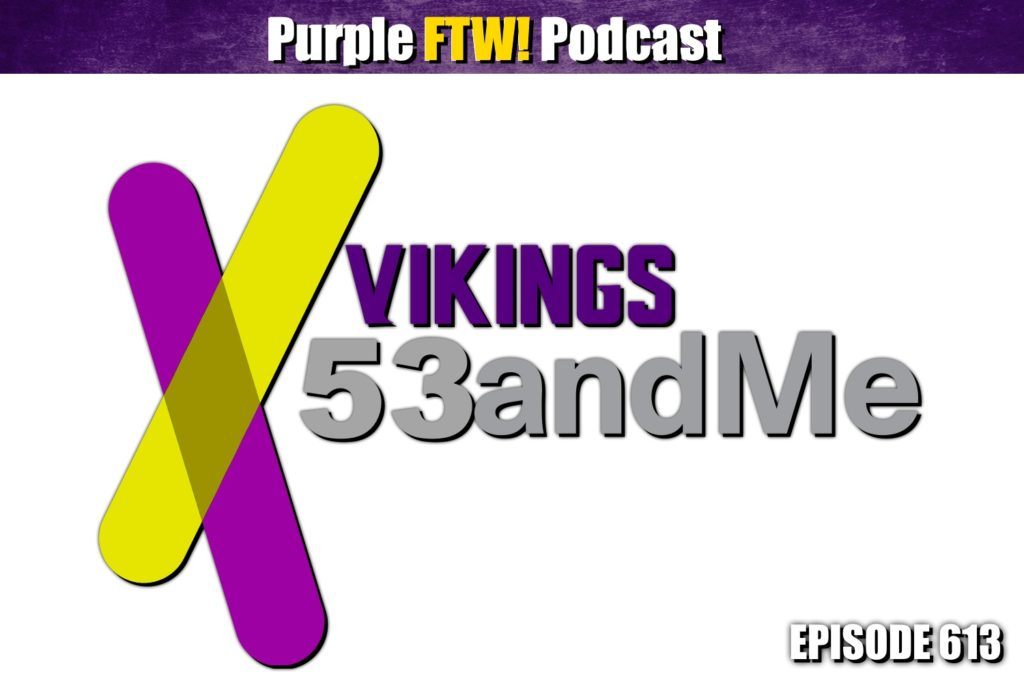Purple FTW! Podcast: Vikings Surprise Cuts, New Coaches, and 53 Man Roster Thoughts (ep. 613)