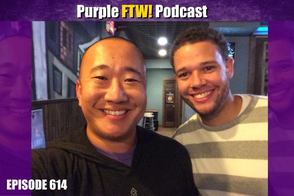 Actual Footbawl Stuff feat. Myles Gorham - Purple FTW! Podcast (ep. 614)